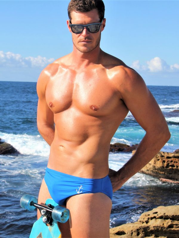 Men's brief swimwear